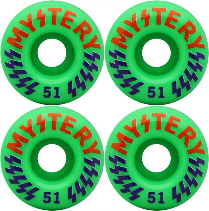 MYSTERY VICTORY GREEN 51MM 99A
