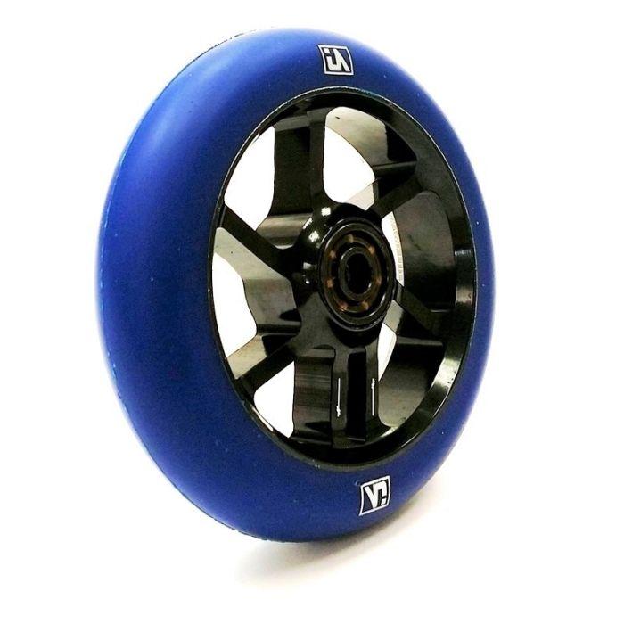 UrbanArtt S7 100mm Wheel - BLACK / BLUE