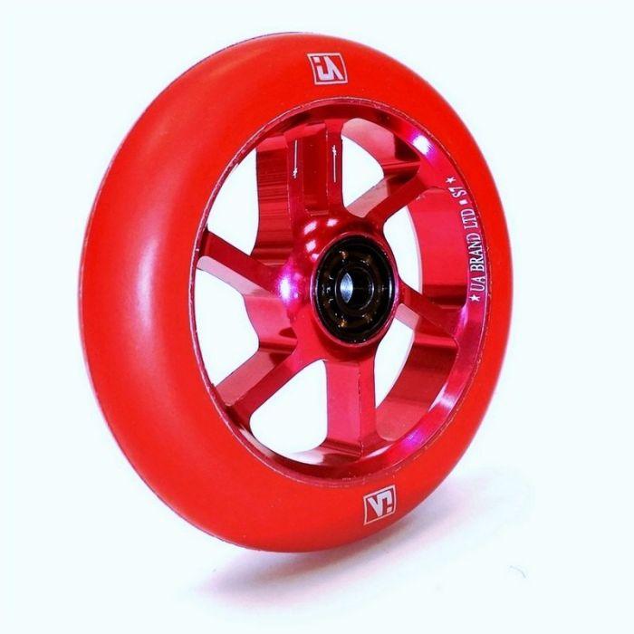 UrbanArtt S7 110mm Wheel - RED / RED