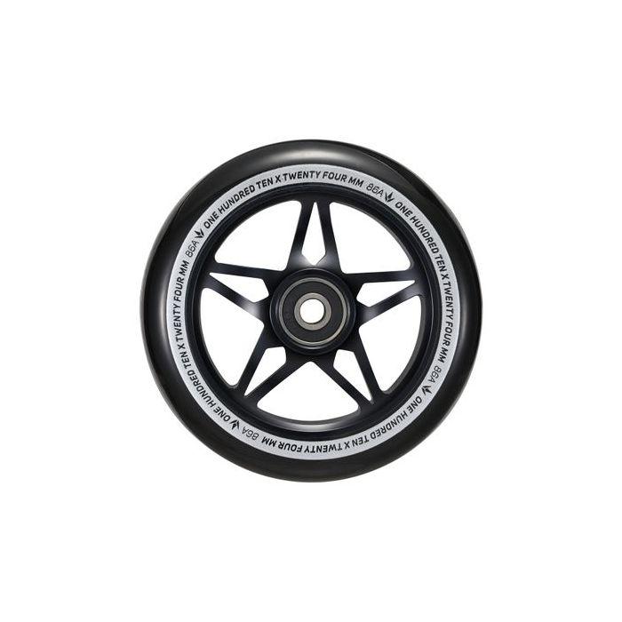 ENVY 110mm S3 Wheel Blk/Blk