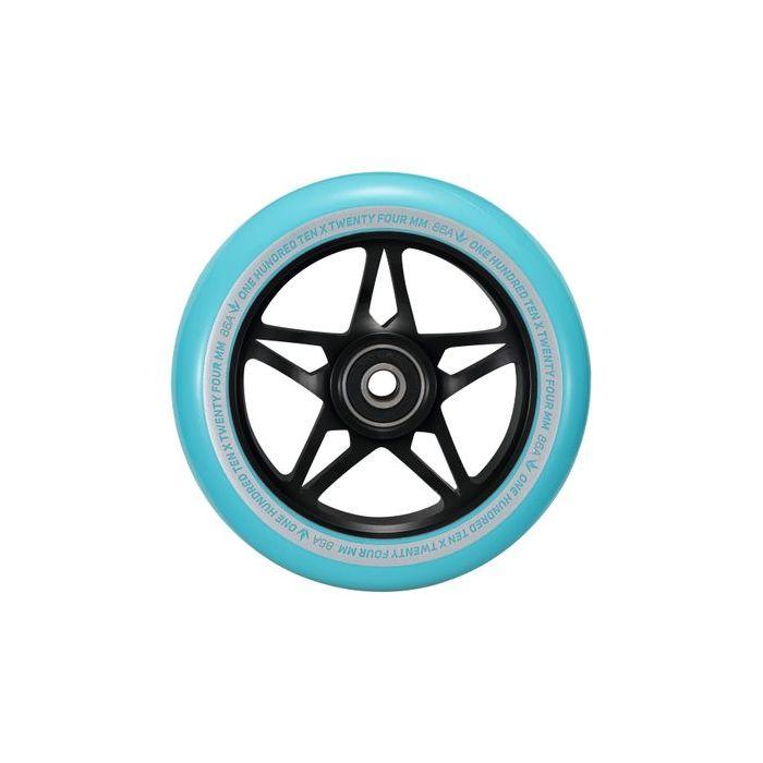 ENVY 110mm S3 Wheel Black/Teal