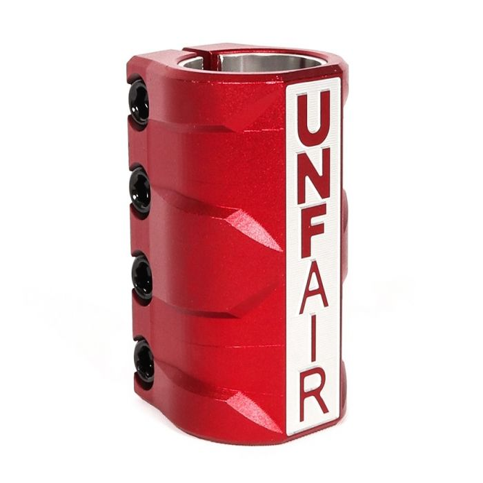 UNFAIR Raven SCS Clamp - RED