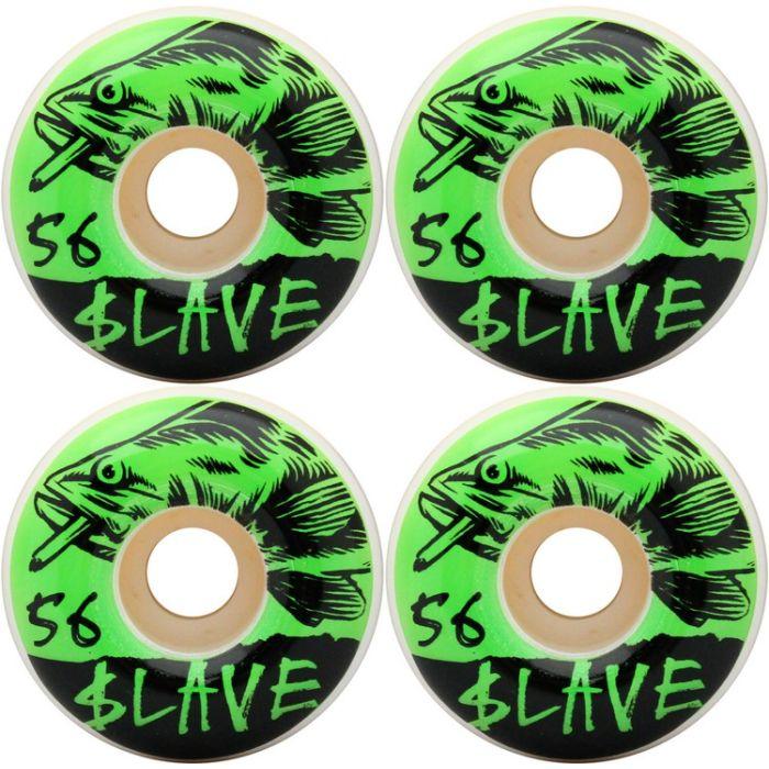 SLAVE BASS DESTRUCTION GREEN 56MM 99A