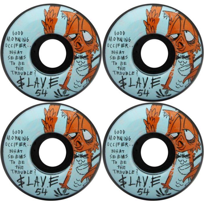 SLAVE NITE OWL BLACK 54MM 99A
