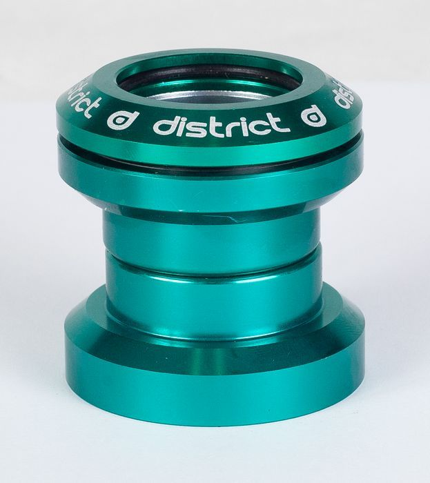 District Pro Headset - GREEN