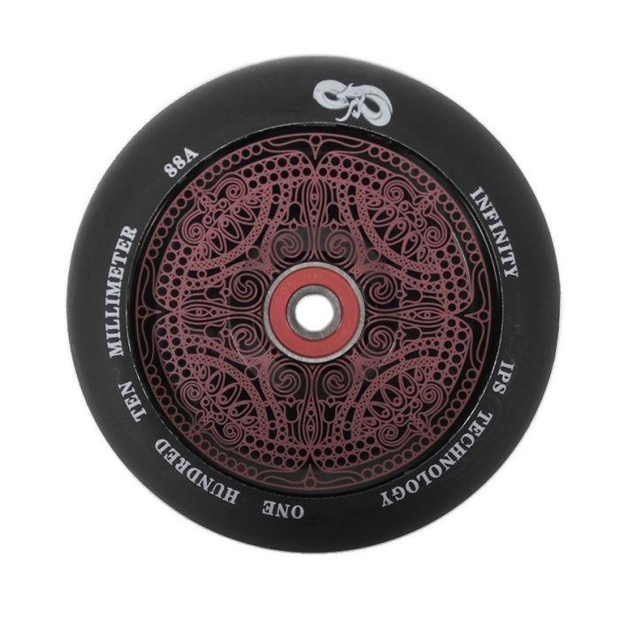 INFINITY 110mm Wheels (PAIR) - SPIRIT ROUGE