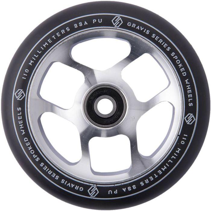 Striker Gravis Spoked Wheel - RAW