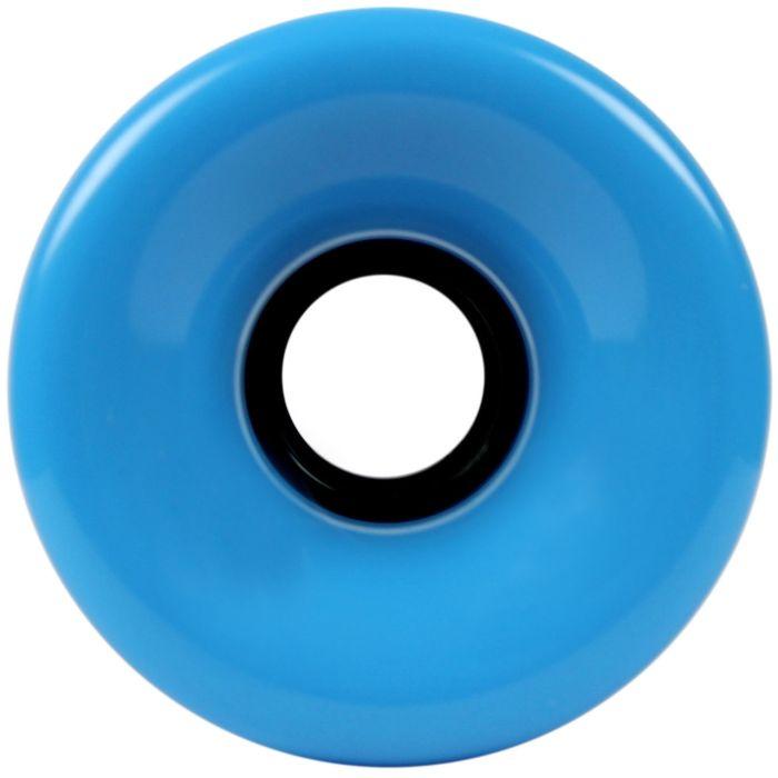 TGM Longboard Wheels 70mm 78a Solid Light Blue