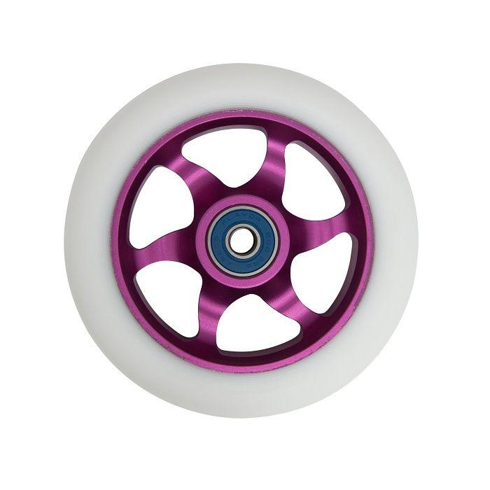 Flavor 110mm Awakening Wheel - PURPLE/WHITE