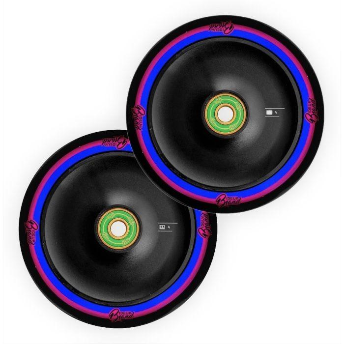 UrbanArtt CLASSIC Wheels - 110mm - TWO TONE