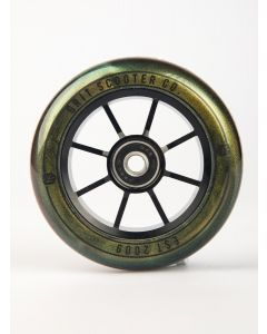 GRIT Wheels 100mm - GOLD / BLACK (Pair)